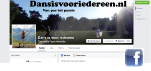 Dansisvooriedereen facebookpr