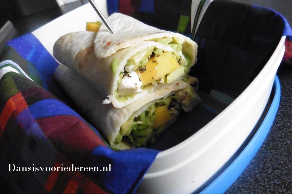 Energierijk lunchgerecht