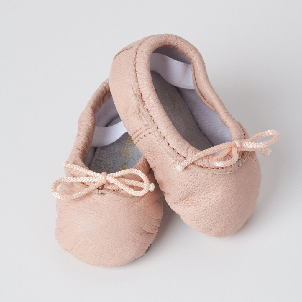 te kleine balletschoenen