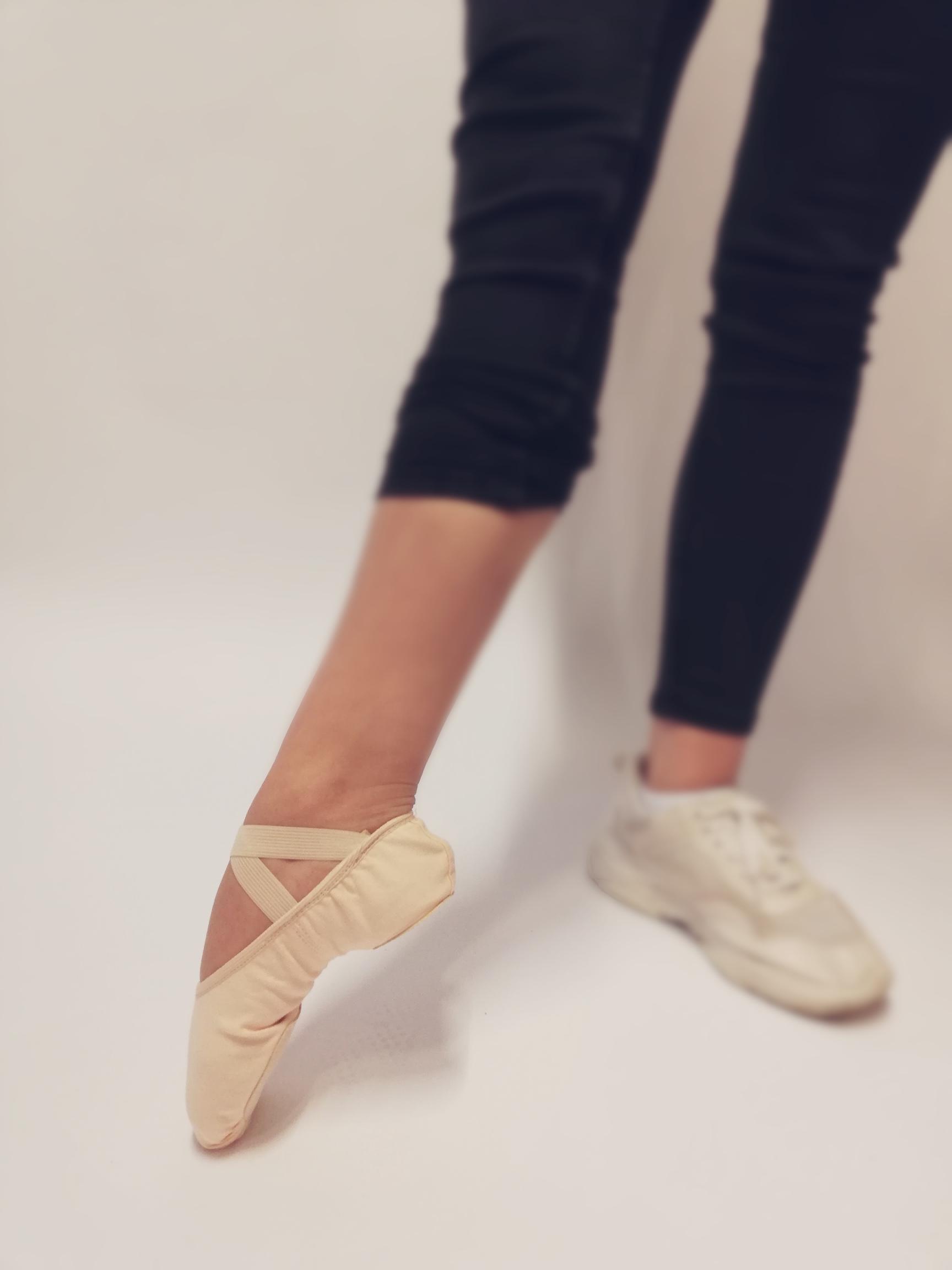 balletschoen passen