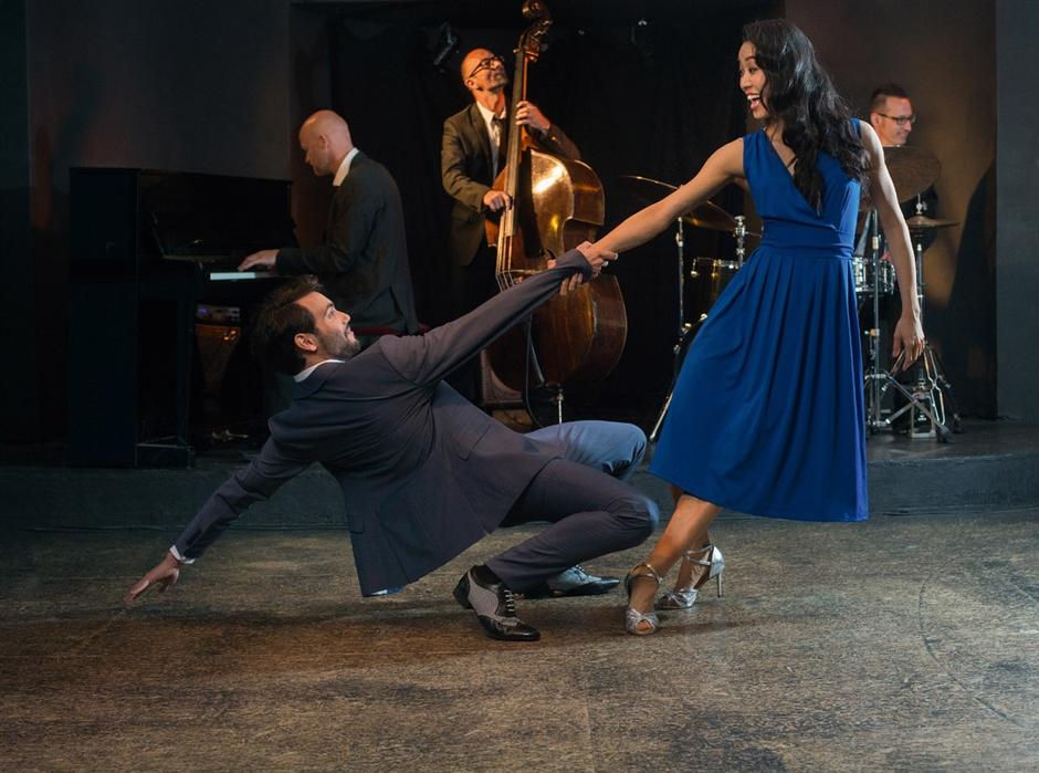 tango dansschoenen voor beginners