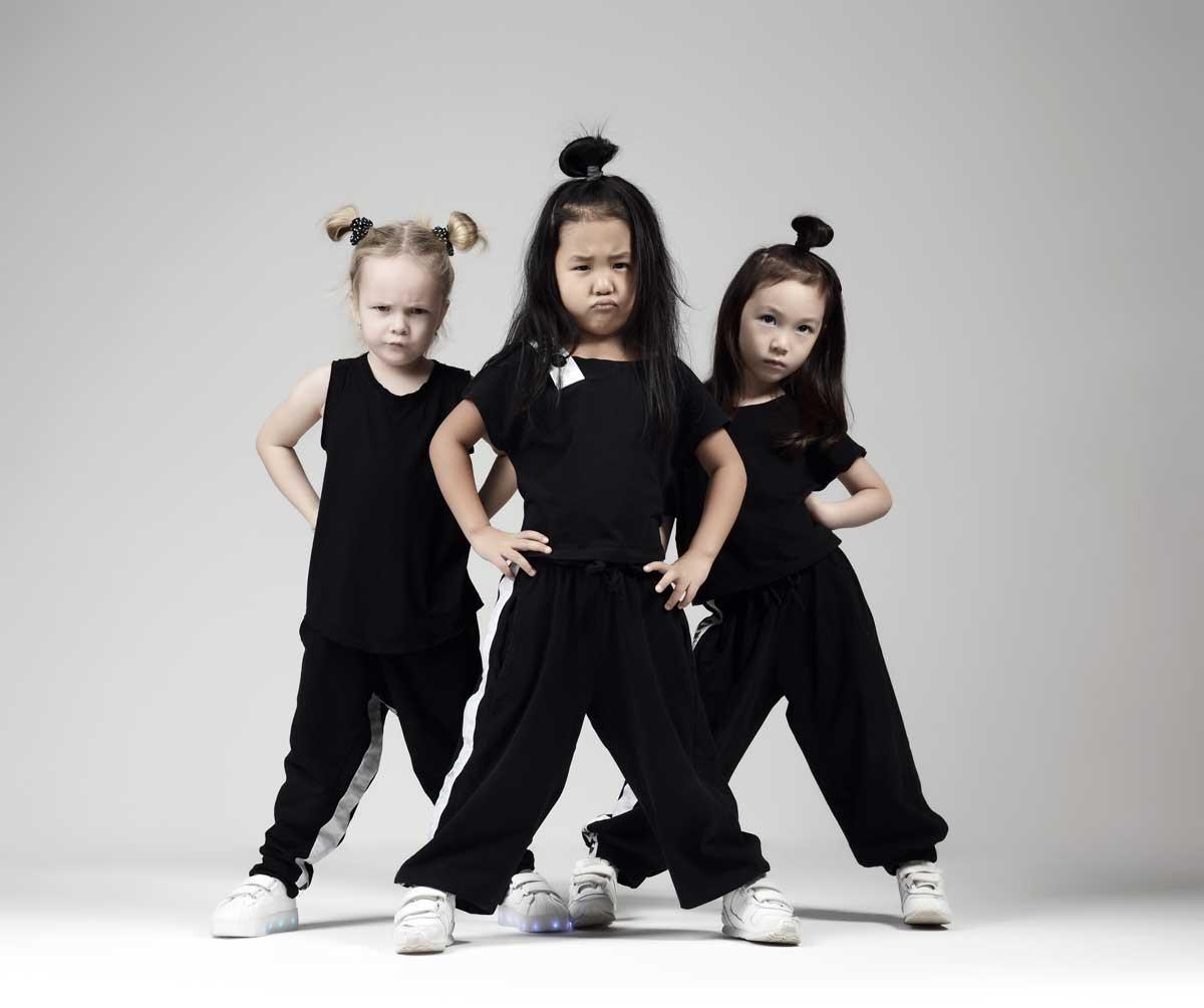 hiphop kledingvoorschriften dansles