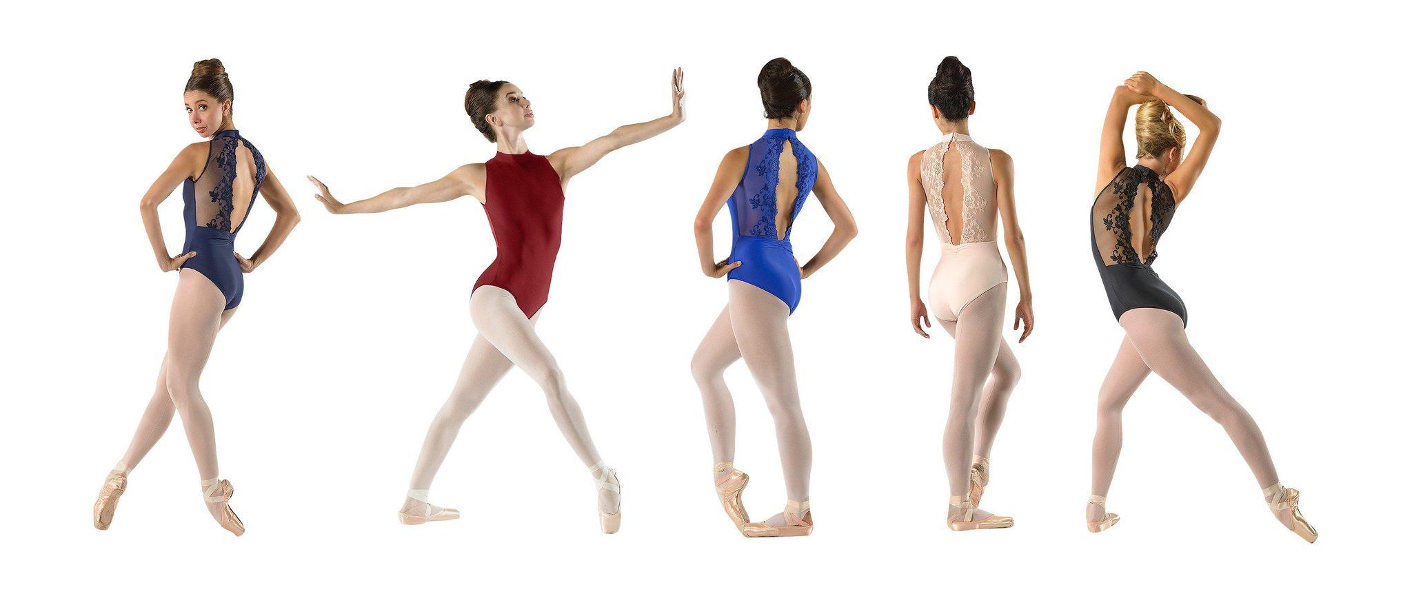 Ballet Rosa Amelie Balletpakje
