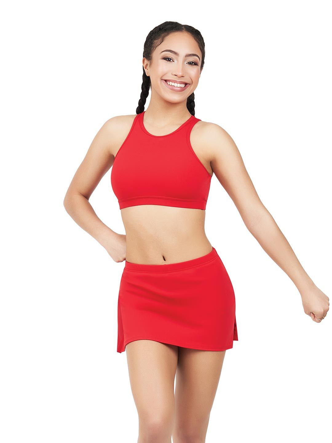 pilates outfit sport bh top