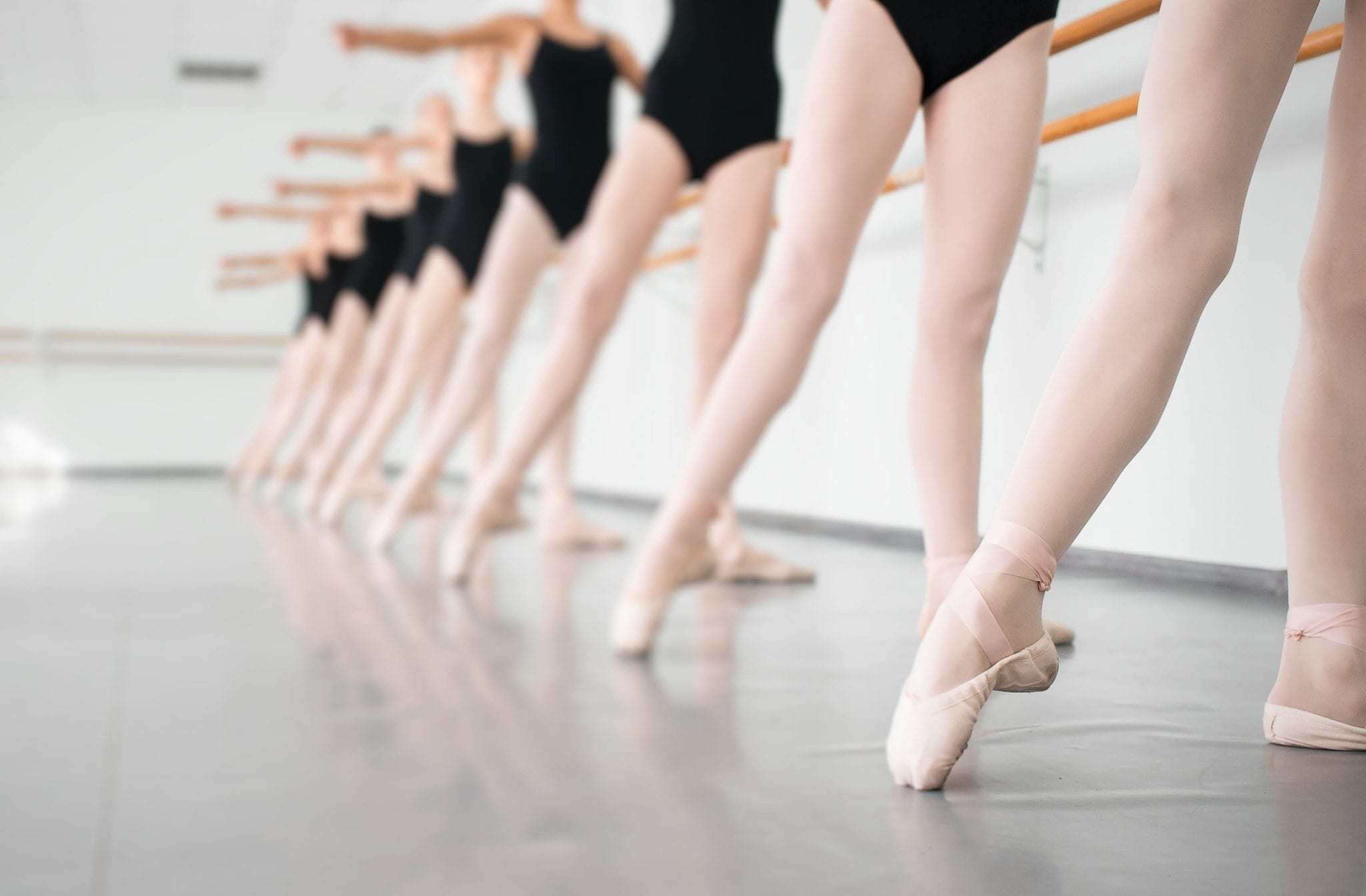 Balletles kledingvoorschriften