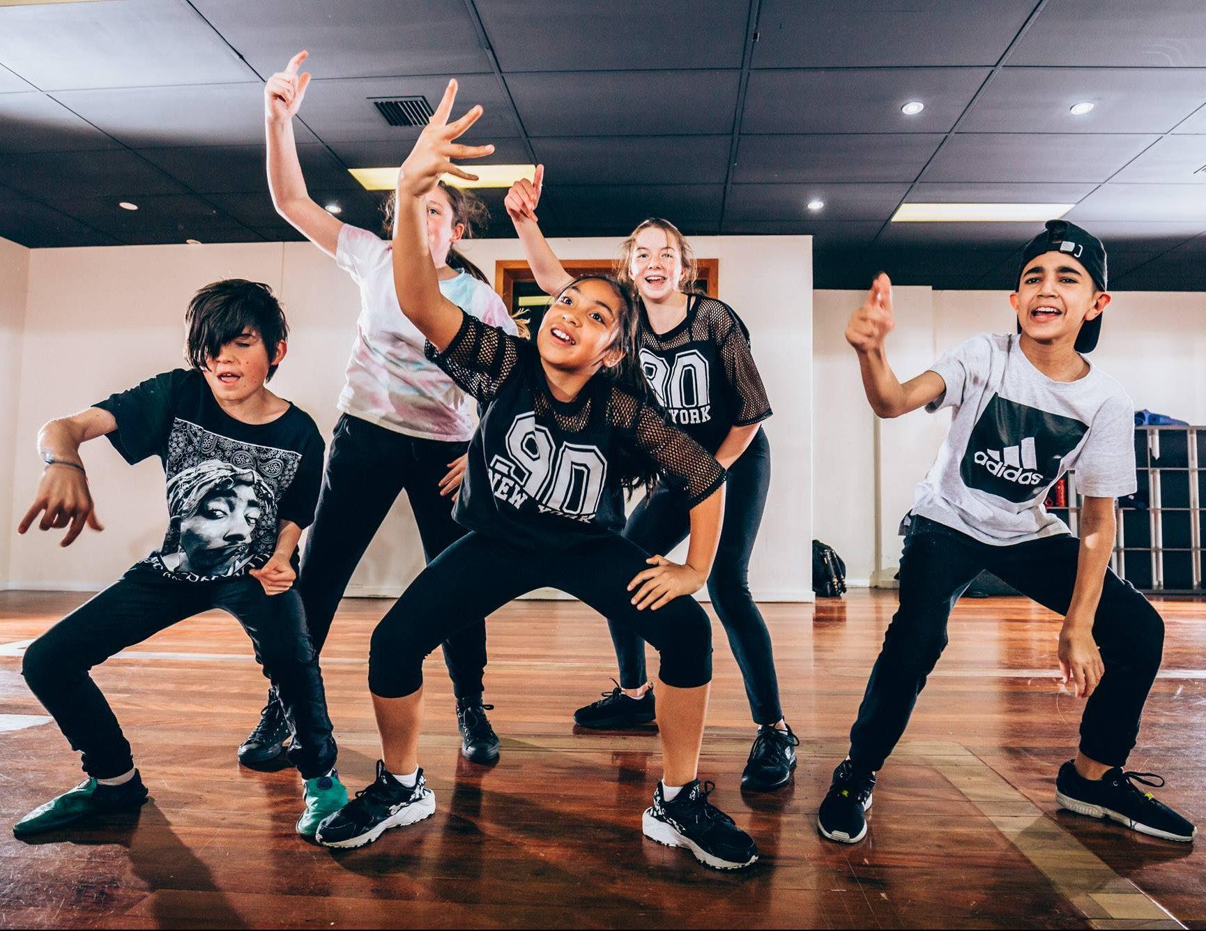 streetdance hiphop outfit kinderen